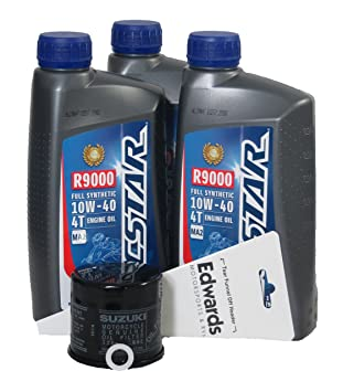 Full Synthetic Oil Change >> Amazon Com 2011 Suzuki An 650 Burgman Full Synthetic Oil