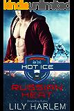 Russian Heat: Hockey Sports Romance (Standalone Read) (Hot Ice Book 7)