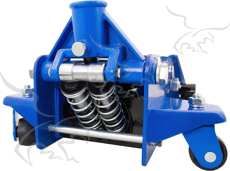 Hydraulischer Wagenheber Mit 2 5 Tonnen Flasche Hydraulik Mit Niedrigem Profil Und Extra Langer Doppelpumpe Baumarkt