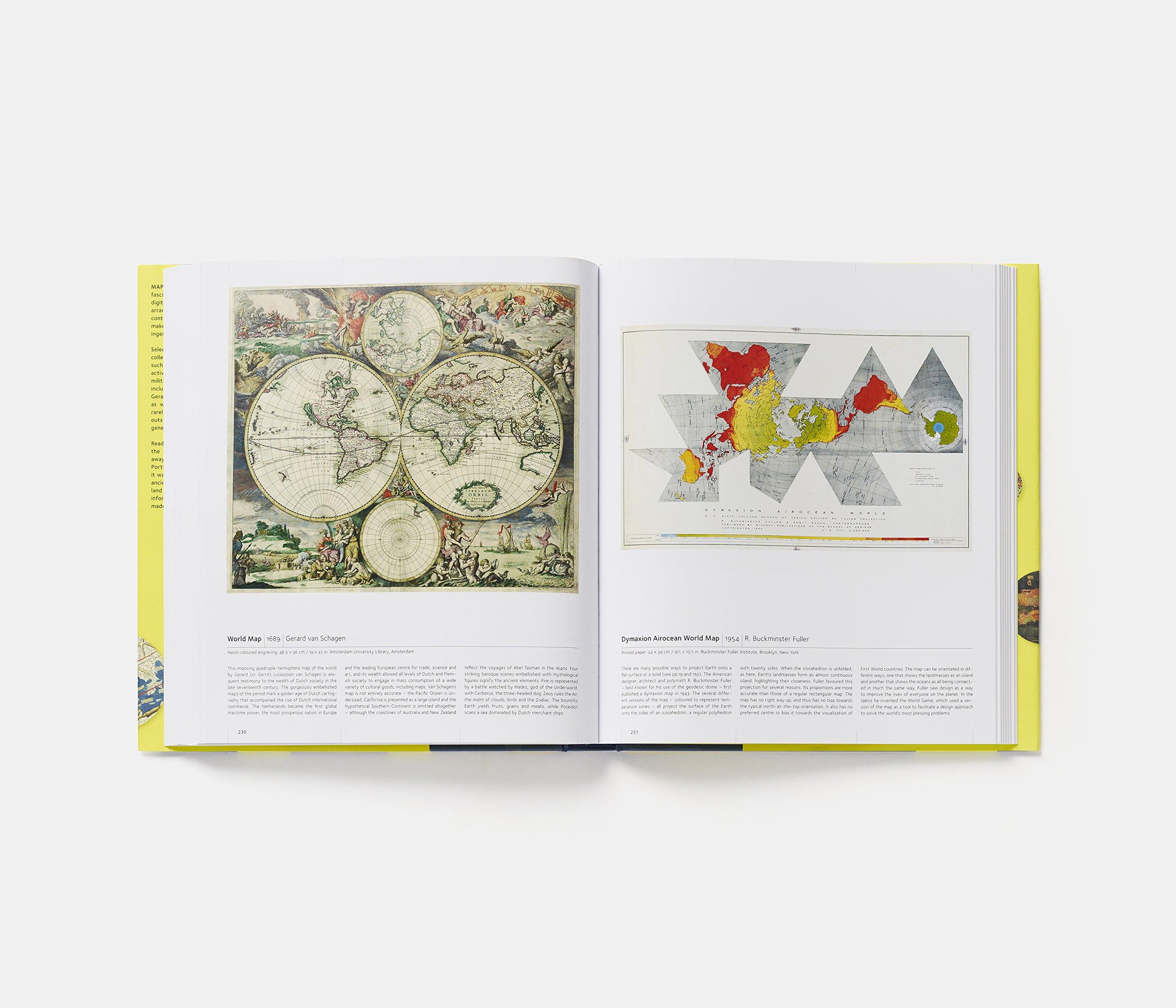 Map exploring the world phaidon editors john hessler map exploring the world phaidon editors john hessler 9780714869445 amazon books gumiabroncs Gallery