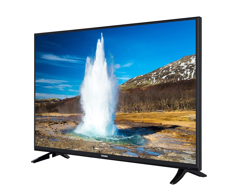 Telefunken D48F282N4CWI 122 Cm 48 Zoll Fernseher Full HD Triple Tuner Smart TV Amazonde Heimkino Video