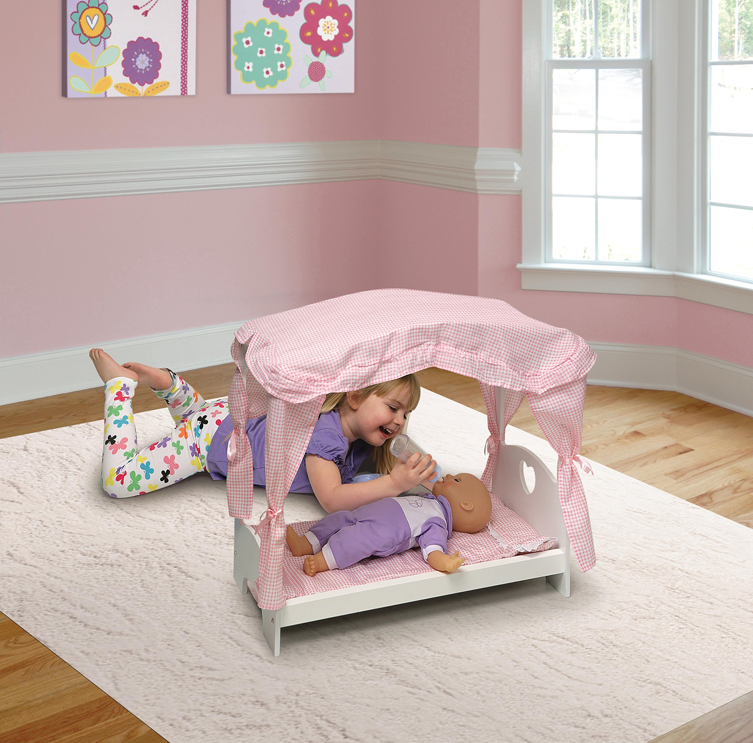Nesting Doll Crib Bedding
