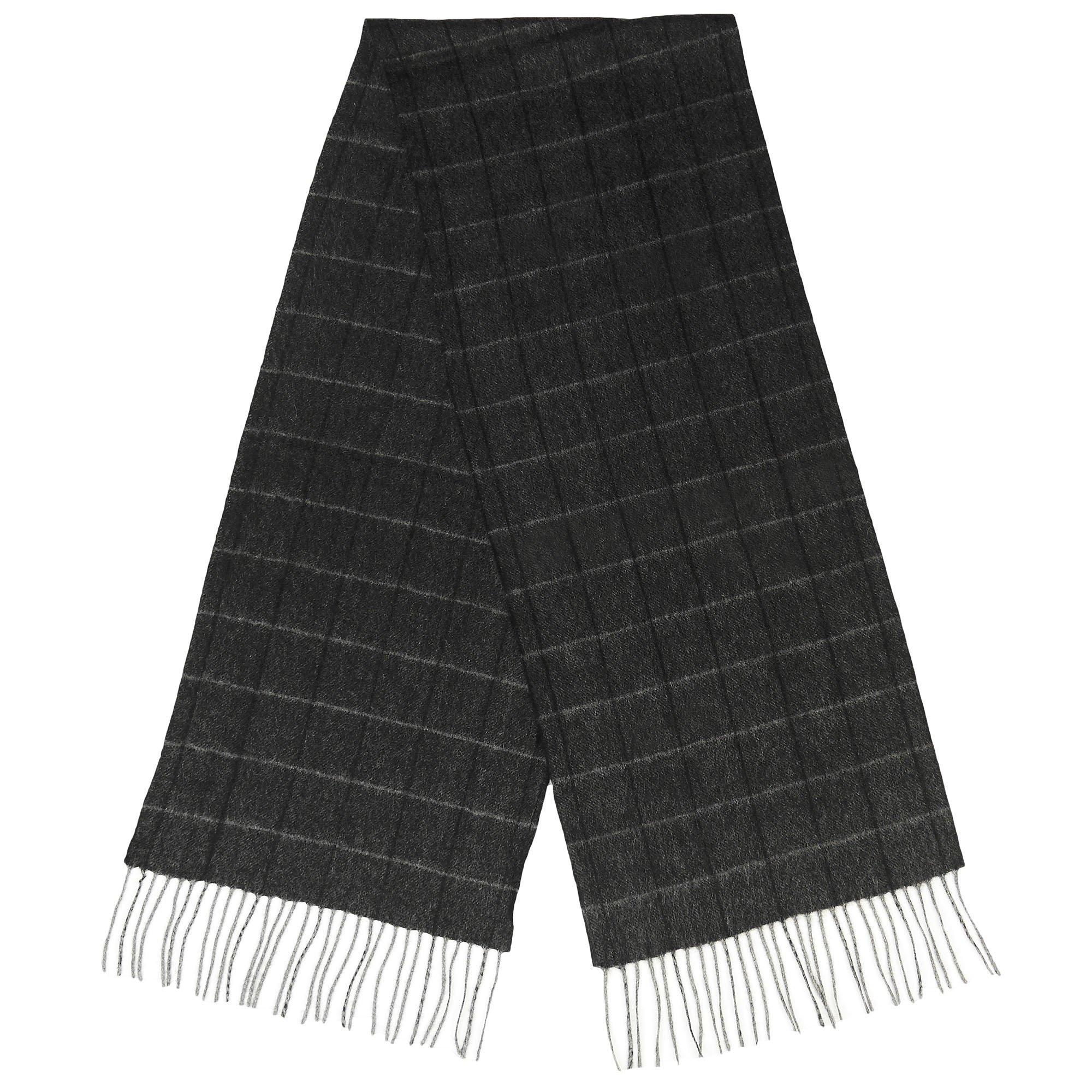 Men's 100% Premium Cashmere Scarf | Soft, Warm, Elegant, Luxury by LEON (605)
