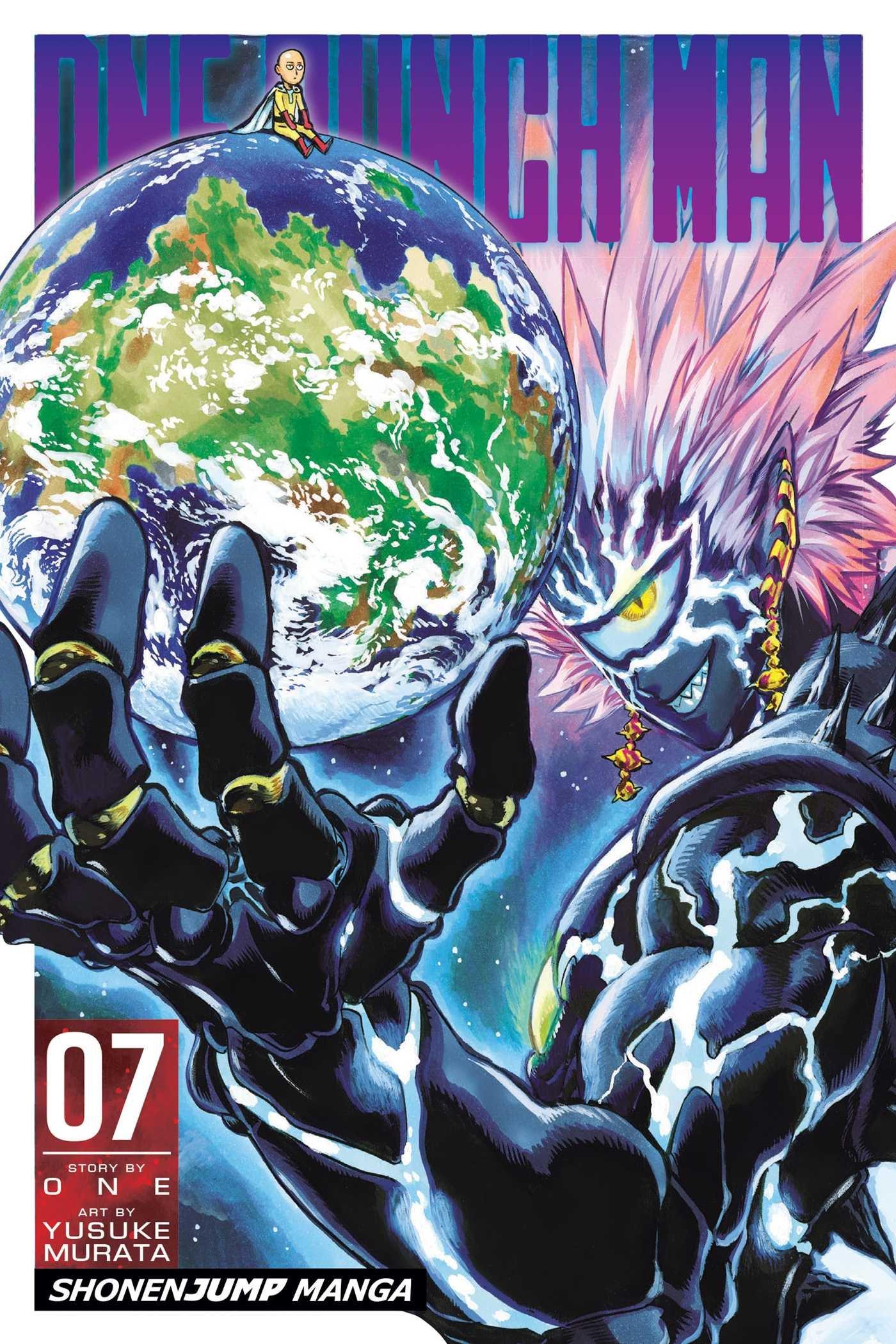 One-Punch Man, Vol. 7