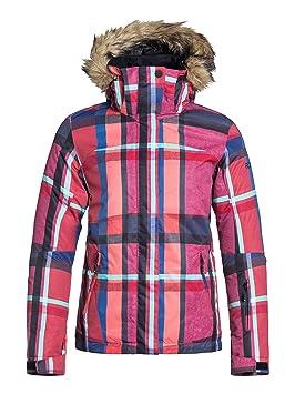 Roxy Jet Ski JK - Chaqueta de nieve para mujer, multicolor, talla M: Roxy: Amazon.es: Deportes y aire libre