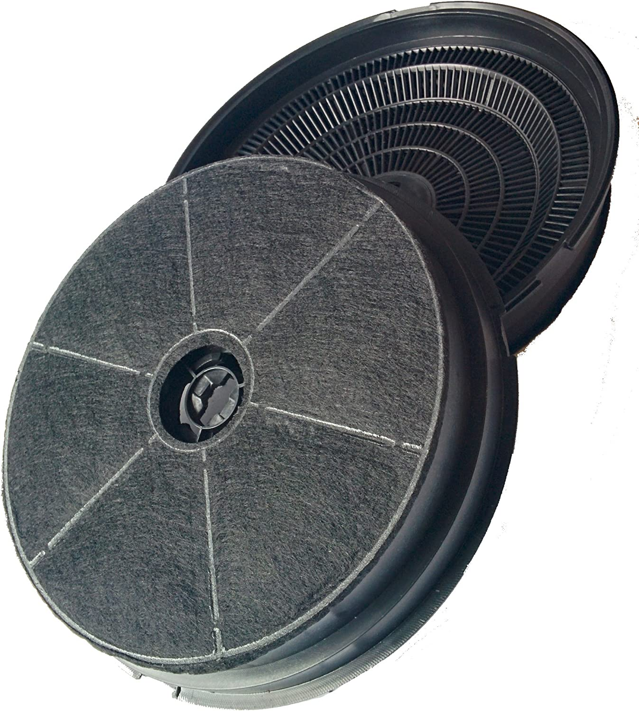 B/&Q CATA Designair Cooke /& Lewis Carbon Charcoal Cooker Hood Filters CARBFILT1