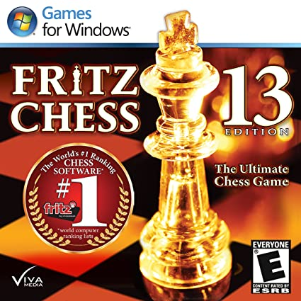 Amazon com: Fritz Chess 13 [Download]: Video Games