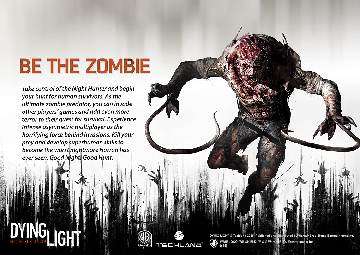 Dying Light Be the Zombie Edition Including Full Season Pass ...
