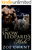 The Snow Leopard's Mate (Glacier Leopards Book 1)