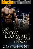 The Snow Leopard's Mate (Glacier Leopards Book 1) (English Edition)