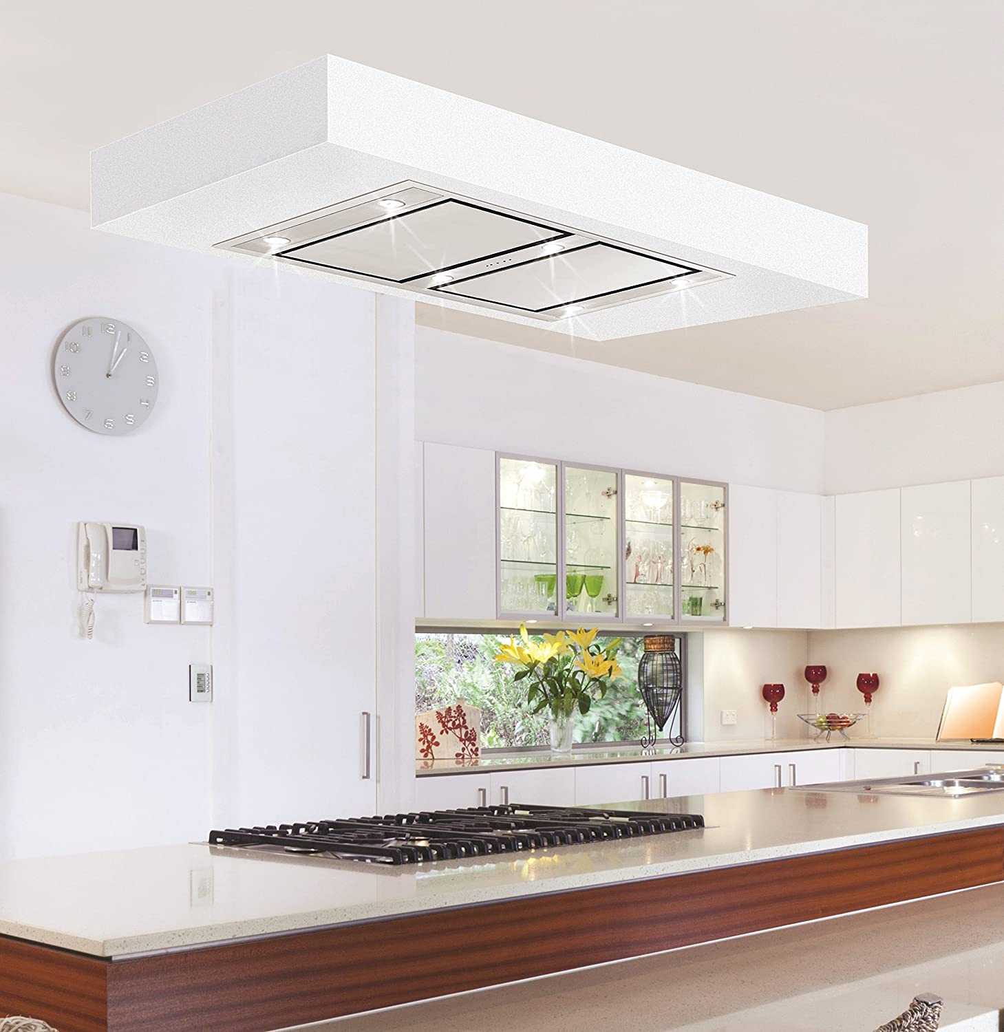 Ceiling Mounted Kitchen Extractor Fan Modern Forms Fans