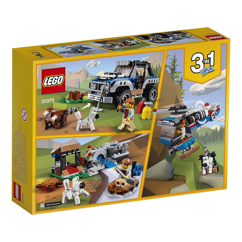Lego CREATOR Super Set 31056+31072+31074+31075+31070 LEGO Baukästen & Sets