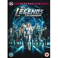 DC's Legends of Tomorrow: Season 1-4 [2019]