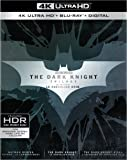 Dark Knight Trilogy Collection (UHD/ BD/ BIL) (4K Ultra HD) [Blu-ray]