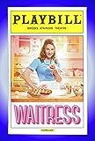 Waitress, Broadway Playbill + Jessie