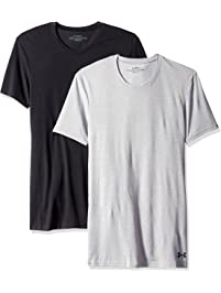Under Armour Men's Core Crew Undershirt – 2-Pack