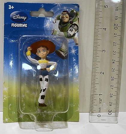 Amazoncom Disney Toy Story 2 3 Jessie Figurine Cake Topper Toys