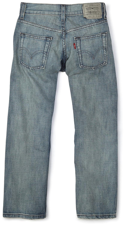 bbe02e49 Amazon.com: Levi's Boys' 514 Straight Fit Jeans: Clothing