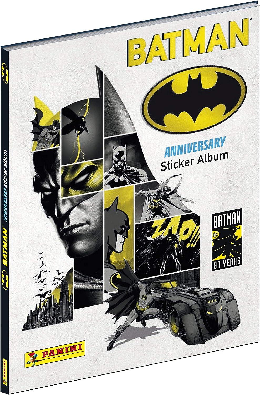 PANINI stickers JUSTICE LEAGUE /_ 10 pochettes