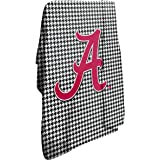 NCAA Alabama Crimson Tide Houndstooth Classic Fleece Blanket