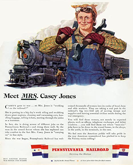 Image result for Pennsylvania railroad mrs casey jones