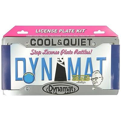 Dynamat 19100 License Plate Kit: Automotive