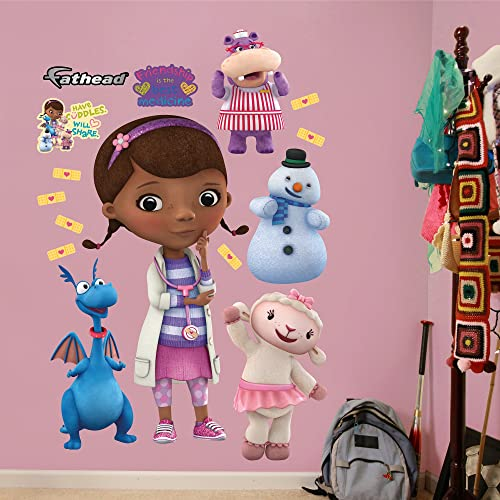 Doc McStuffins wall decal Collection