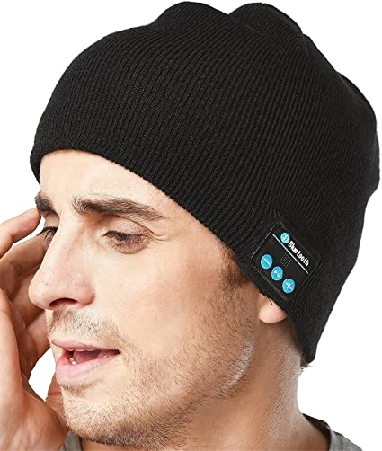 Men women Wool Beanie Hat Double-sided Color Mixing Knit Cap Ski  Beanie cup