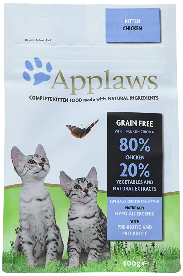 Applaws Comida seca para gatos, pollo/adulto, 2 kg: Amazon.es: Productos para mascotas