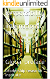 Responsibility in international law: Global preface