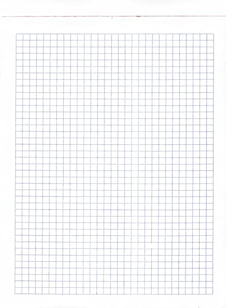 amazon com 1 4 graph paper ream office products
