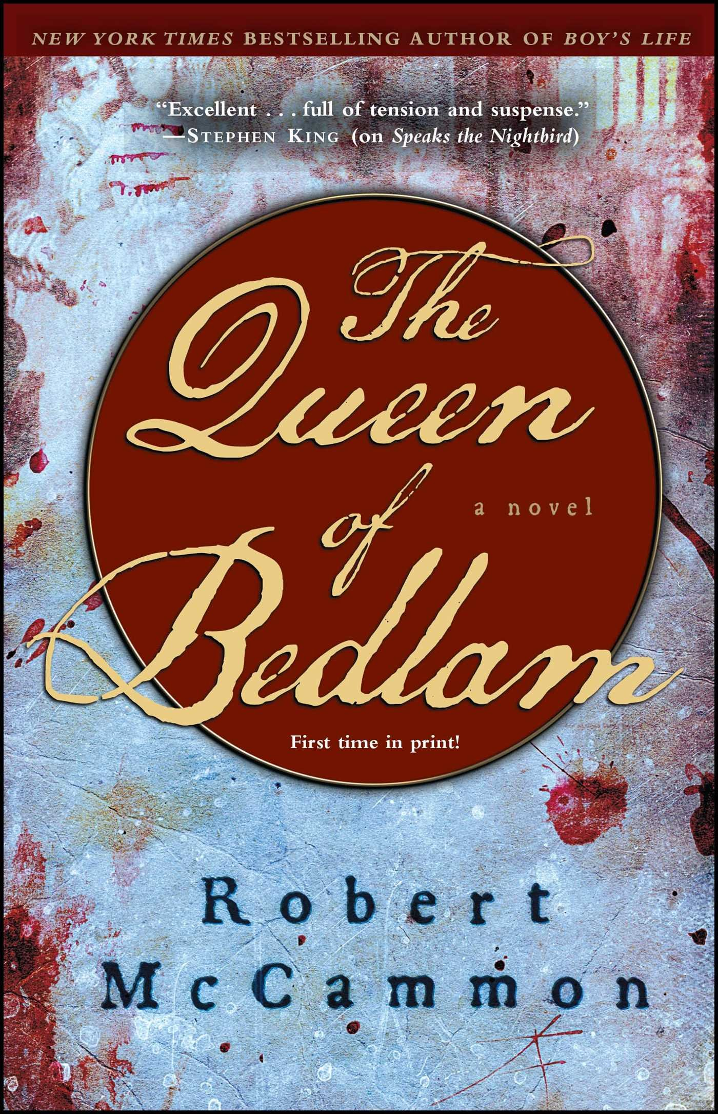 Download The Queen of Bedlam pdf epub