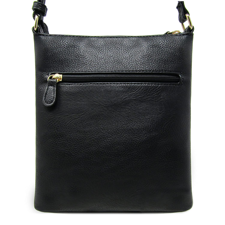 WU078 (Black)  Handbags  Amazon.com 962f4f97ddff6