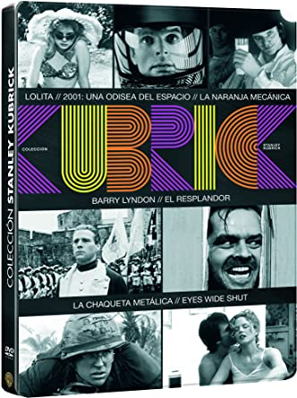 Kubrick Pack - Steelbook [DVD]