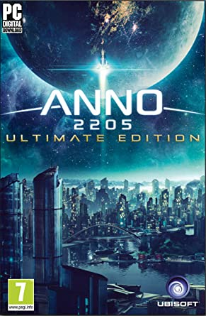 Anno 2205 - Ultimate Edition [PC Code - Uplay]: Amazon co uk: PC