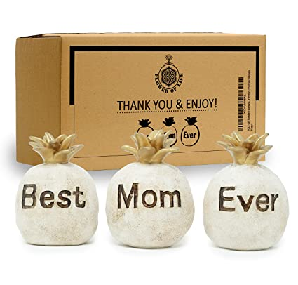 Amazon FOLE Best Mom Ever Pineapples
