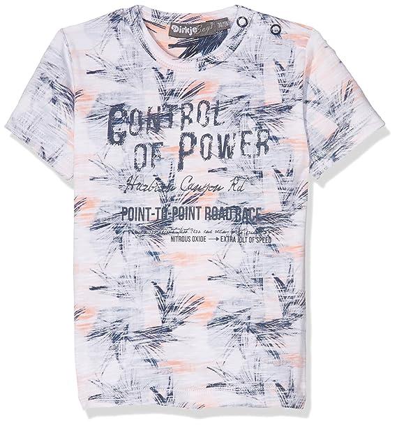 Dirkje t-Shirt Inside Print, Conjunto Ropa Interior para Bebés, Rose (Pink