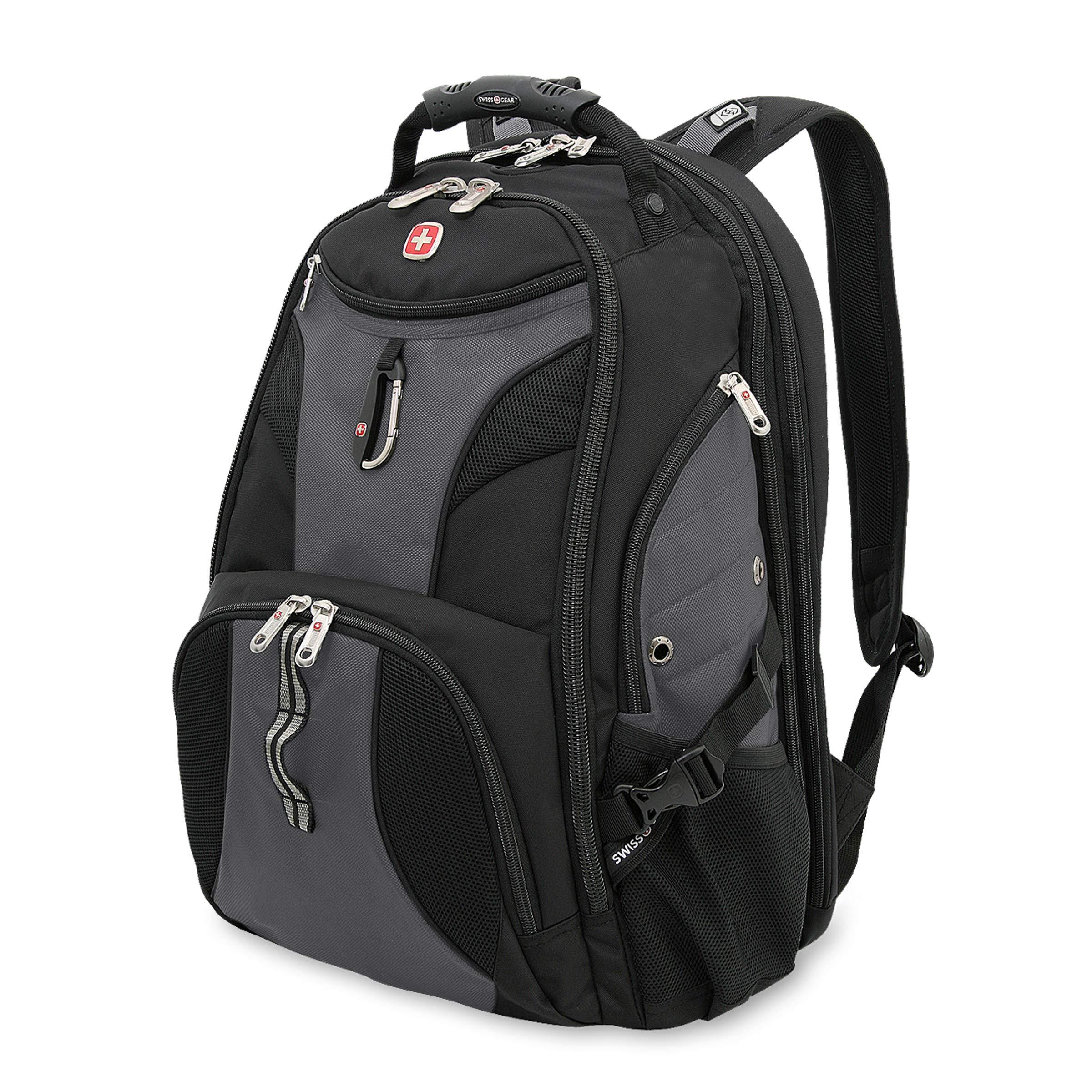 SwissGear Travel Gear 1900 Scansmart TSA Laptop Backpack - Gray by Swiss Gear