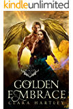Golden Embrace (Soul of a Dragon Book 1.5)