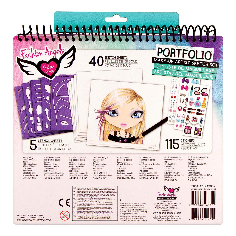 Fashion Angles Make-Up Portfolio