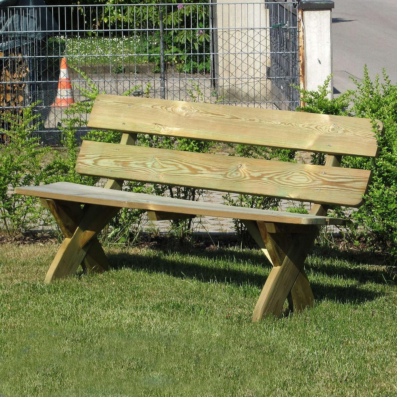 Luxus Gartenbank Holz Massiv Schema