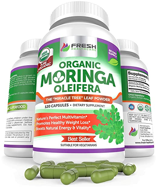 Pure USDA Organic Superfood Po...