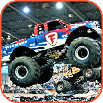 Amazon Monster Truck Wallpaper Appstore For Android