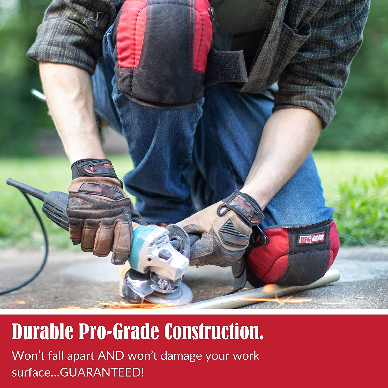 Amazon.com: Rodilleras de construcción profesional para ...