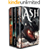 Ash: The Days of Ash and Fury, Act One: (Epic Fantasy set includes three books: Omens of Fury, Tremors of Fury, Spawn of Fury)