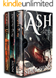 Ash: The Days of Ash and Fury, Act One: (Epic Fantasy set includes three books: Omens of Fury, Tremors of Fury, Spawn of Fury) (English Edition)