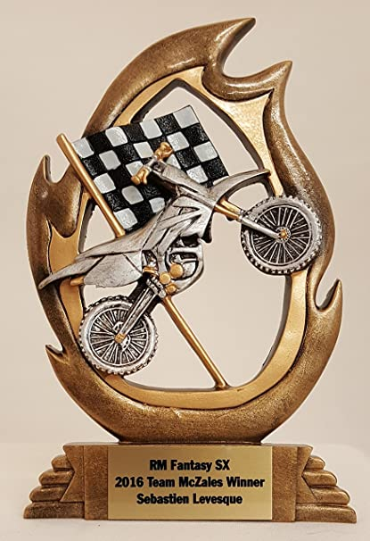 Amazon.com: Motorcycle Racing Trophy, Motorcycle Racing ...
