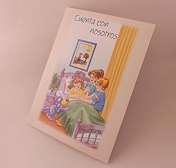 Amazon.com : Cuenta con Nosotros --- tarjeta -- Spanish ...