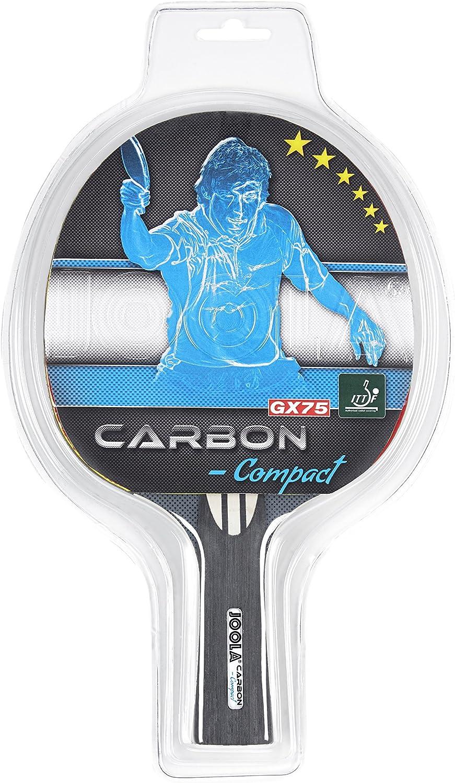 raquette de tennis de table comp/étition ITTF JOOLA CARBON COMPACT