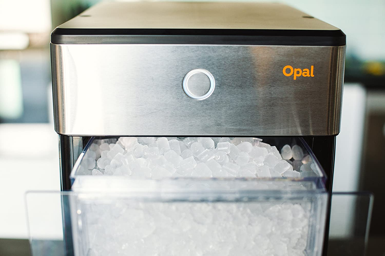 Amazon Com Firstbuild Opal01 Opal Nugget Ice Maker Portable